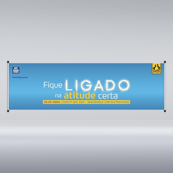 FAIXA EM LONA | TAM. 500x80 cm
